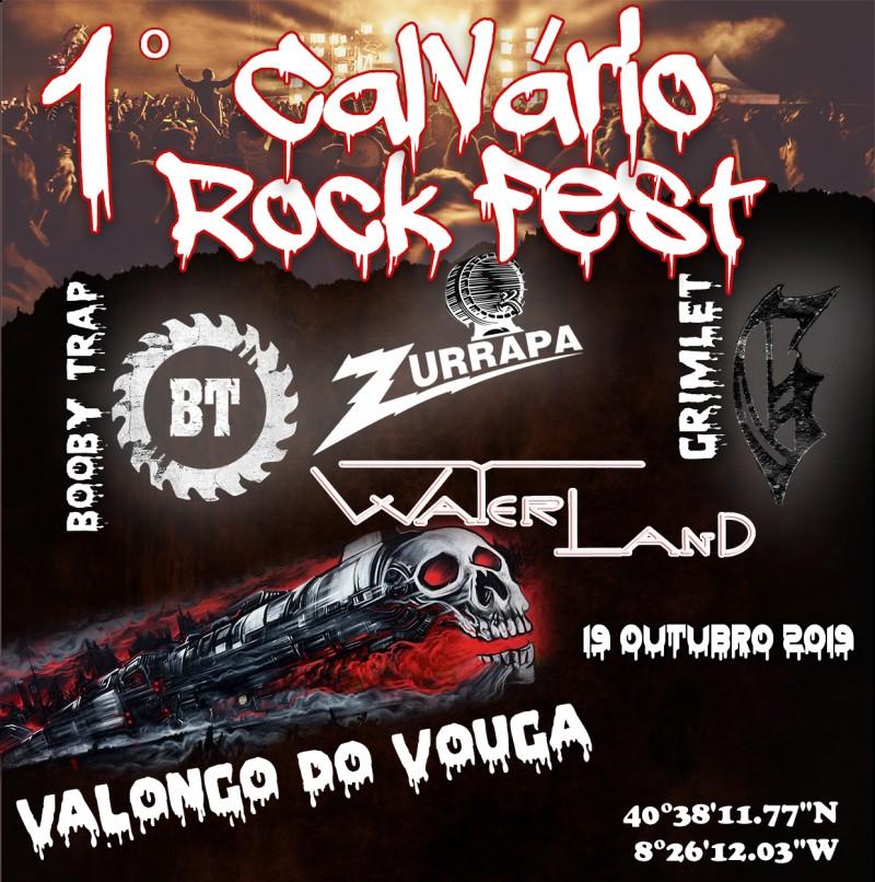 1° Calvário Rock Fest